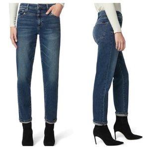 NWT Joe's Jeans Niki Boyfriend Jeans Size 28